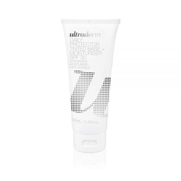 Ultraderm Daily Protector Tinted Base + Moisturiser SPF 30