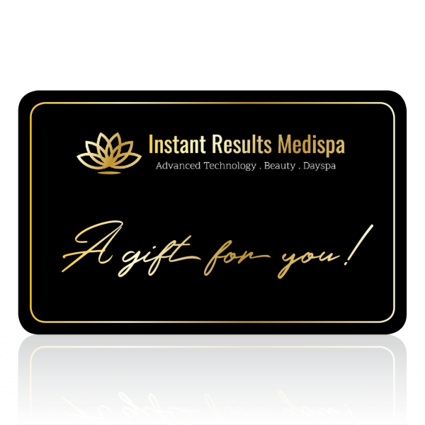 Instant Results Medispa Gift Certificates