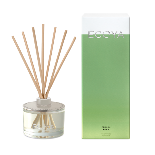 Ecoya - French Pear Fragranced Diffuser