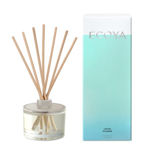 Ecoya - Lotus Flower Fragranced Diffuser