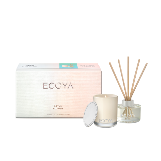 Ecoya - Lotus Flower Little Luxuries Gift Set