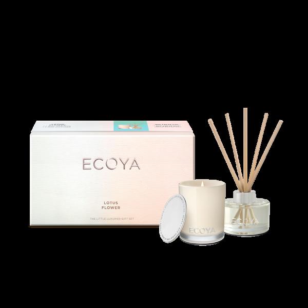 Ecoya - Lotus Flower Little Luxuries Gift Set